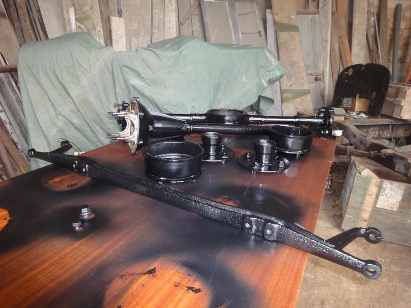 restauration 5hp trefle 1925 N° 52935 Dsc02819