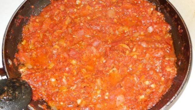 Marinara dipping sauce Dscn0610