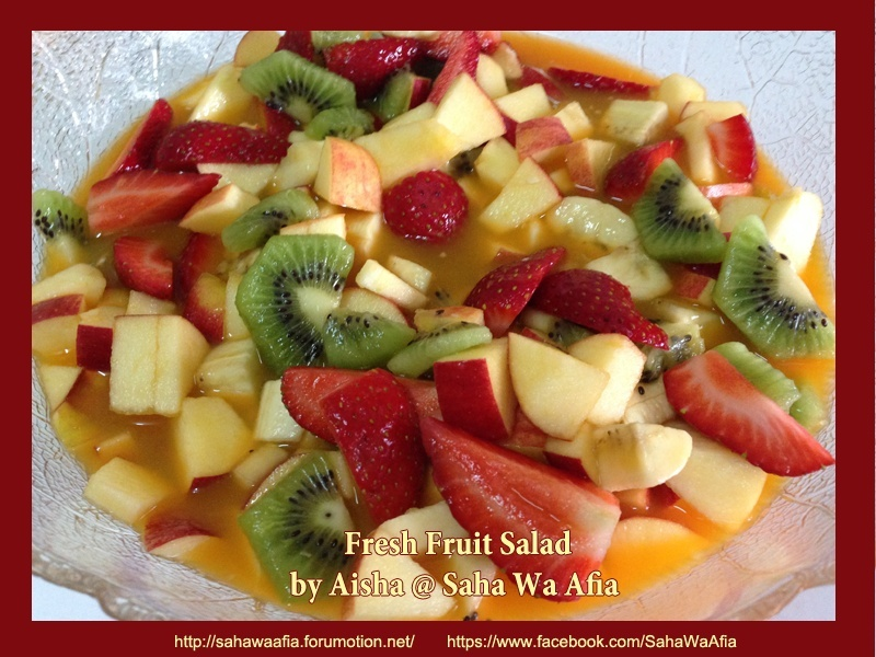 ~ Fresh fruit Salad ~ Fresh_10