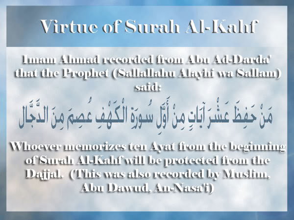 Jumu'ah Naseehah : Productive Jumuah activities  Virtue10