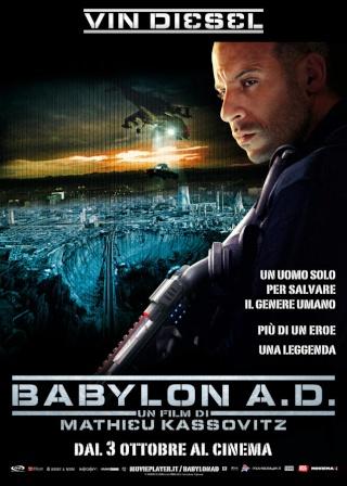 Babylon A.D. (uscita 24 ottobre 2008) 149310