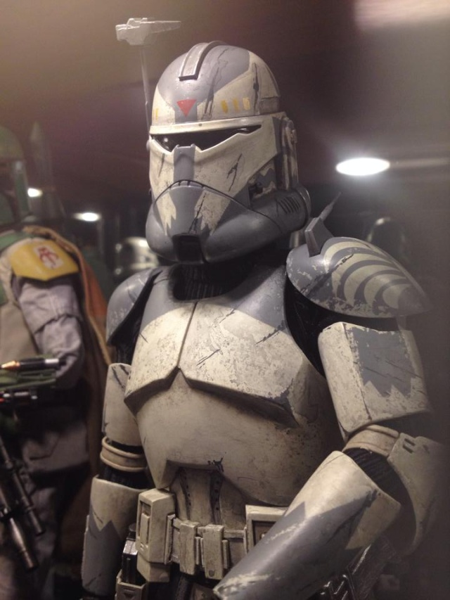 CLONE WARS - COMMANDER WOLFFE - Page 2 16068410
