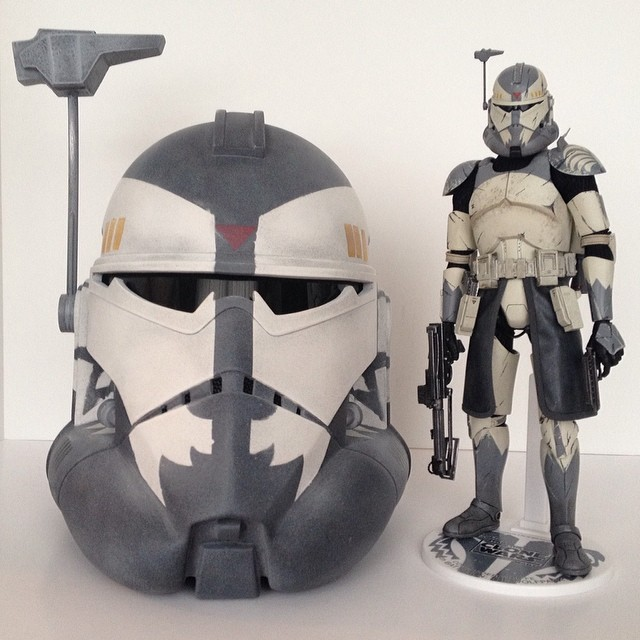 CLONE WARS - COMMANDER WOLFFE - Page 2 9a50c210