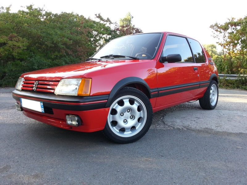 [Matpetit59] 205 GTI 1,6L 115ch rouge vallelunga 1990 - Page 2 2013-010