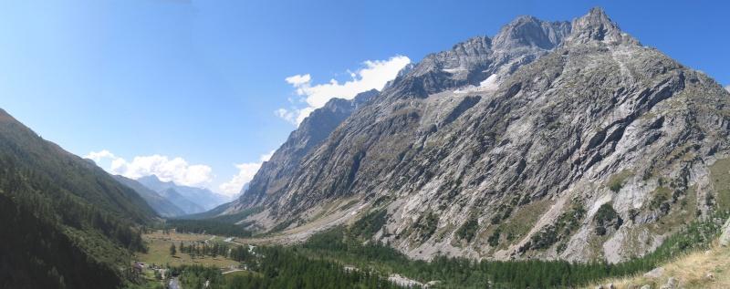 La montagne grâce à l'airsoft Panotm10