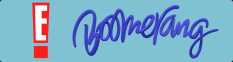 E ! et Boomerang en clair du 22 octobre au 5 novembre sur Bbox 13826110
