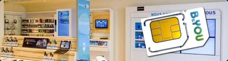 Des kits Sim B&You vendus dans les Clubs Bouygues Telecom 13865010