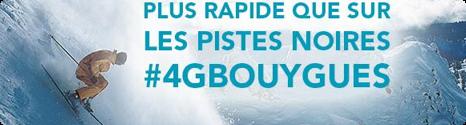 Mise à jour de la carte des stations de ski en 4G par Bouygues Telecom 13876410