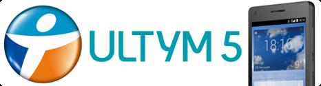 L'Ultym 5, le nouveau mobile 4G de Bouygues Telecom à 119€ 14000610
