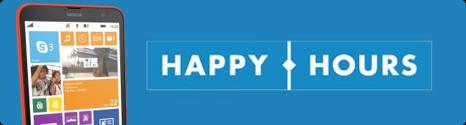 Happy Hours B&YOU : -100 € sur les Nokia Lumia 1020 et 1320 14005010