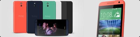 Le HTC Desire 610 est disponible chez Bouygues Telecom et B&YOU 14005910