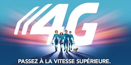 Bouygues Telecom propose la 4G sur tous ses forfaits,  sans surcoût 4gillu10