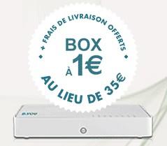 La Box de B&YOU Internet à 1€ au lieu de 35€ à l'achat Boxban11