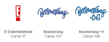 E ! et Boomerang en clair du 22 octobre au 5 novembre sur Bbox Eboora11