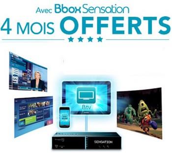 2 offres Bbox Sensation reconduites: 4 mois offerts ou une Galaxy Tab 3 Offres14