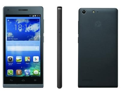 L'Ultym 5, le nouveau mobile 4G de Bouygues Telecom à 119€ Ultym510
