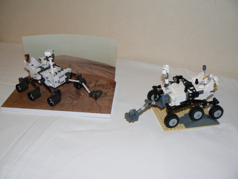 Maquette Curiosity en LEGO - Page 2 P1250310