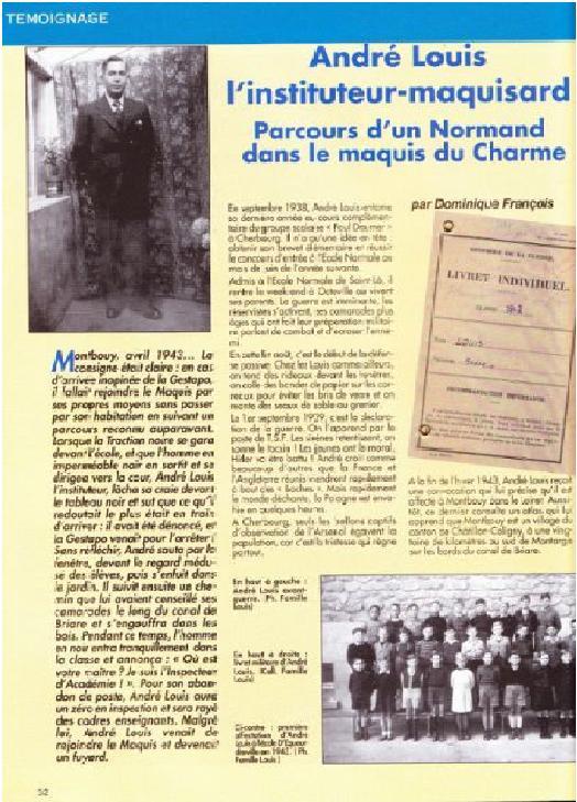 André LOUIS Maquis du CHARME Sans_t10