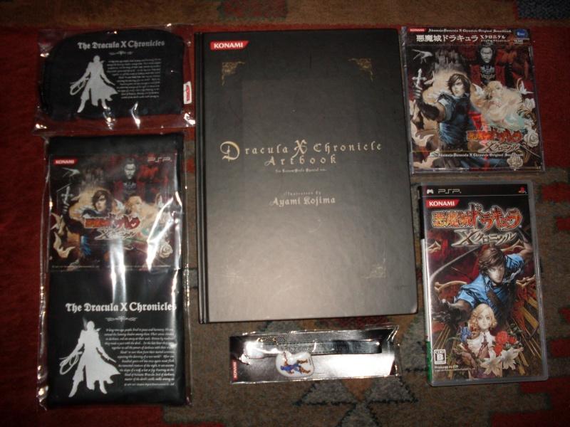 E-Capcom - Konami Style - Sega Direct et autres.. Collec41