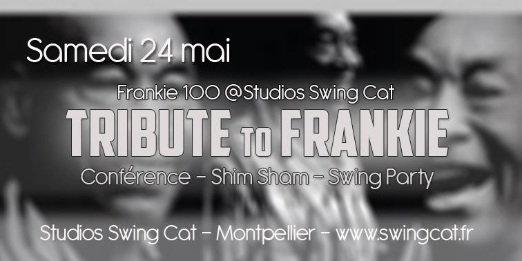 FRANKIE MANNING Franki17