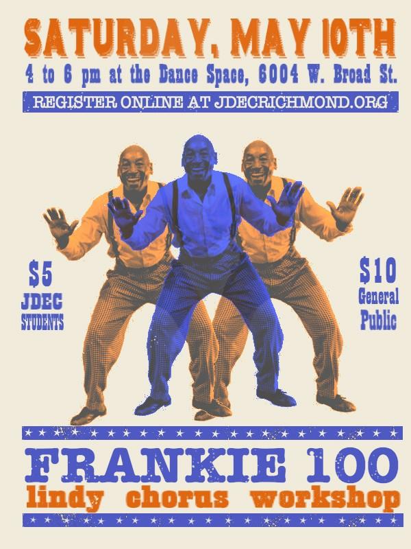 FRANKIE MANNING Franki21