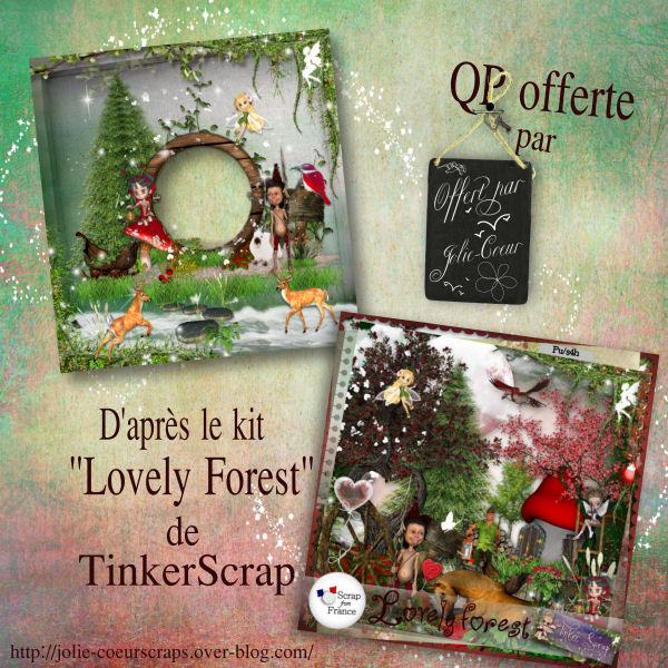 """QP free... avec le kit """"Lovely Forest""""  Qp_lov11"""