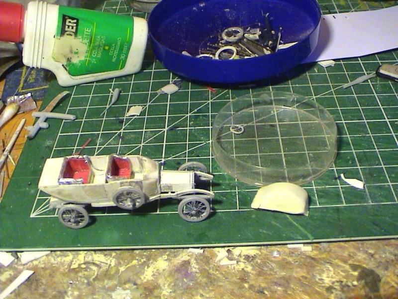 [Scratch] Crossley Staff Car Cr_1410