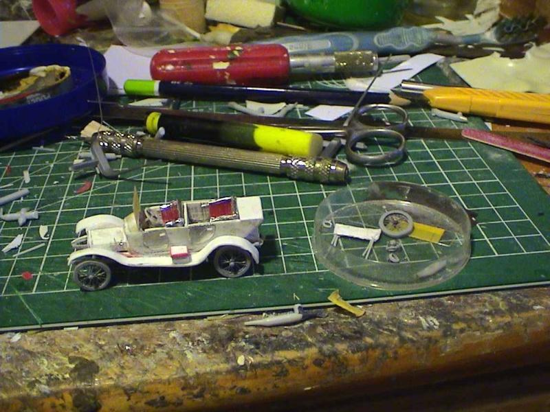 [Scratch] Crossley Staff Car Cr_1710