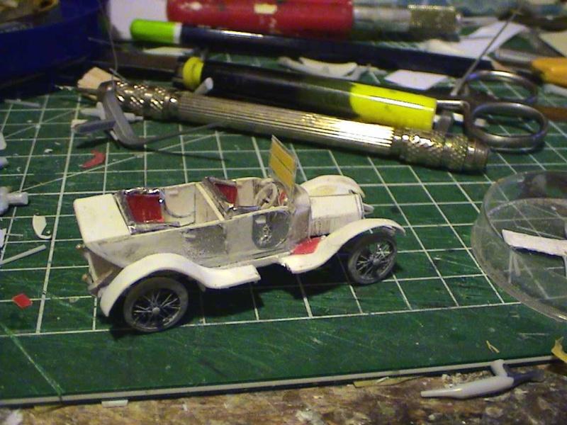 [Scratch] Crossley Staff Car Cr_1910