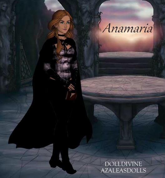 un avatar made middle-earth ! Anamar11