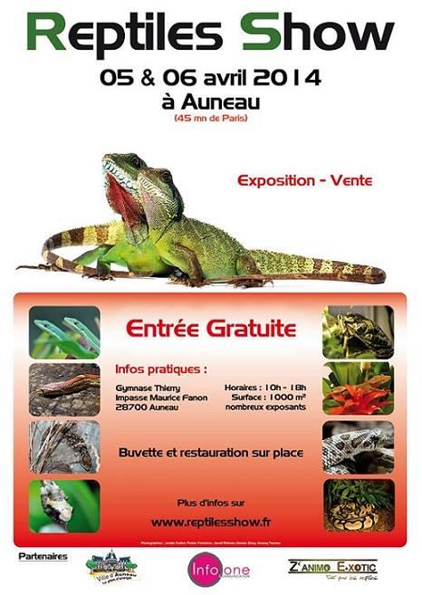 Reptiles Show - 5 et 6 Aril 2014 - Auneau 16139510
