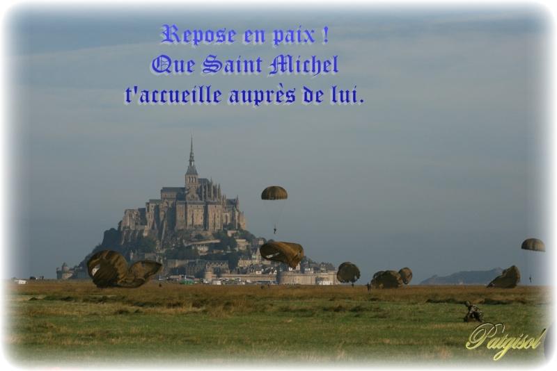 Légionnaire et SAS, René Brisson nous a quittés ! 11saut11