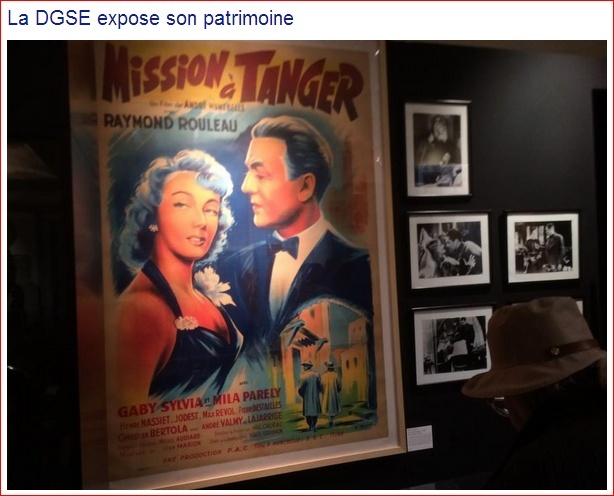 La DGSE expose son patrimoine C1aptu10