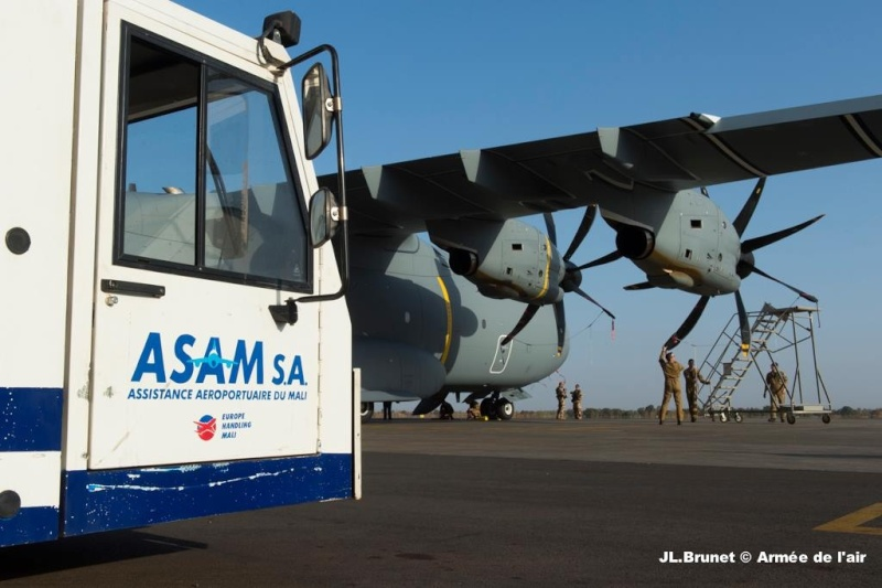 La première mission opérationnelle de l'A400M Photo_10