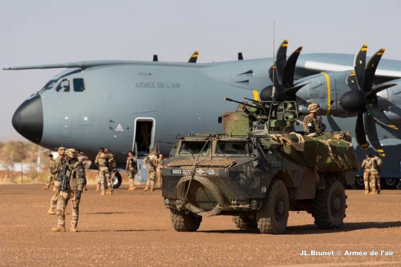 La première mission opérationnelle de l'A400M Photo_13