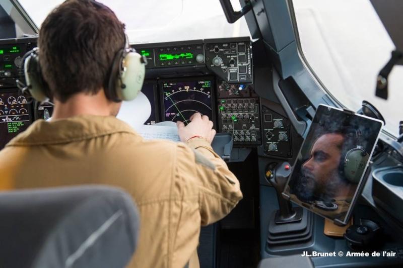 La première mission opérationnelle de l'A400M Photo_16