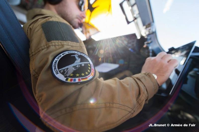 La première mission opérationnelle de l'A400M Photo_17