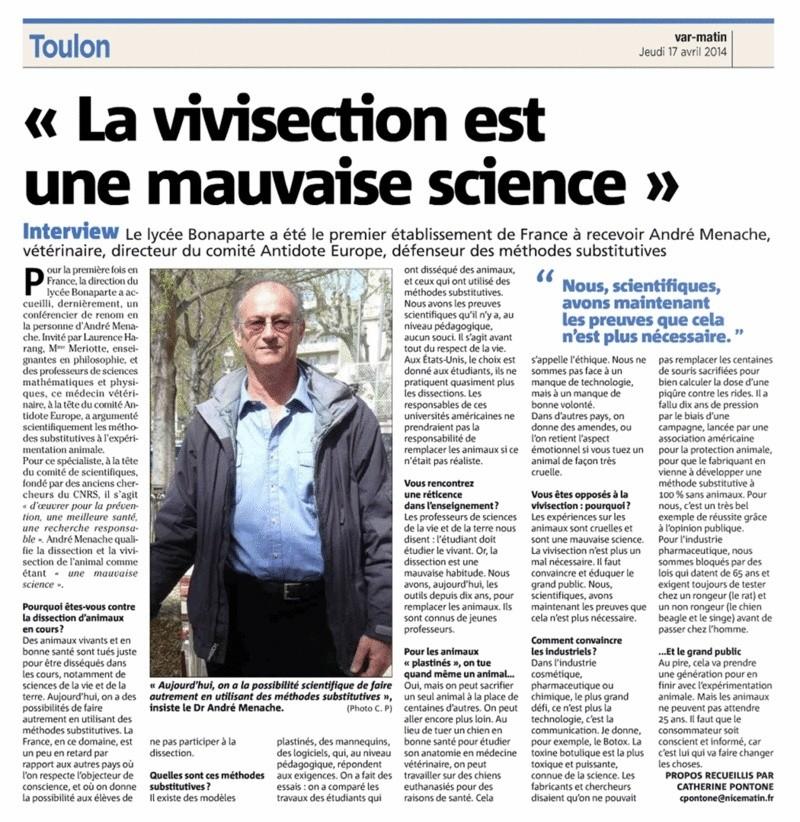 Vivisection Vivi-g10