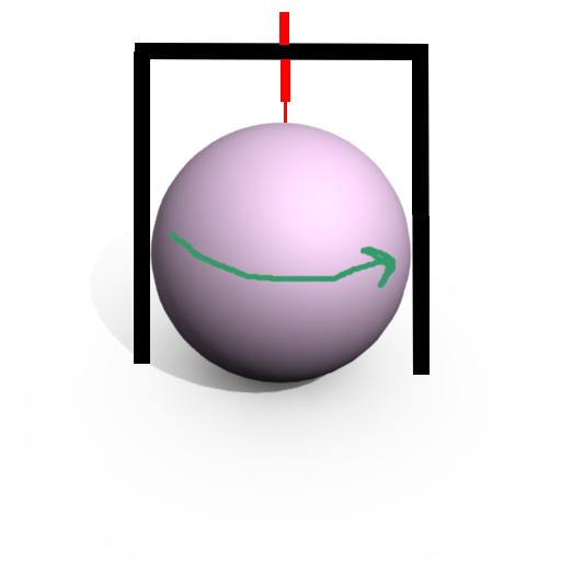 Mathématique, milieu d'une sphère... Blende10