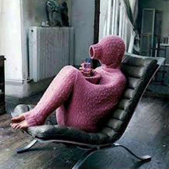 Thời trang chống lạnh độc đáo 25e7b210
