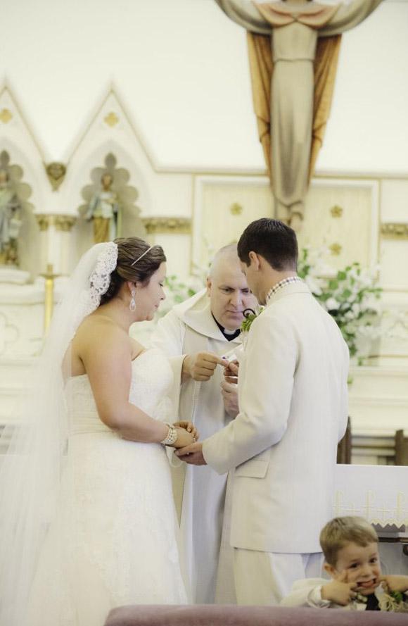 Những đám cưới 'nhớ đời' 2eb14b10