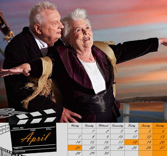 Bộ lịch năm mới đầy cảm xúc của các cụ  513e7510