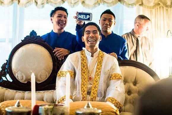 Những đám cưới 'nhớ đời' 5749dc10