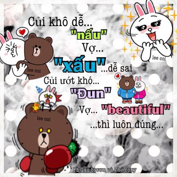 Chuyện Gấu Brown và thỏ Cony - Page 3 9ca50010