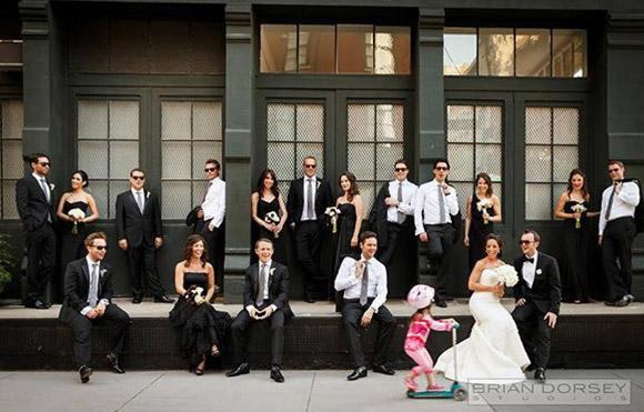 Những đám cưới 'nhớ đời' A850fe10