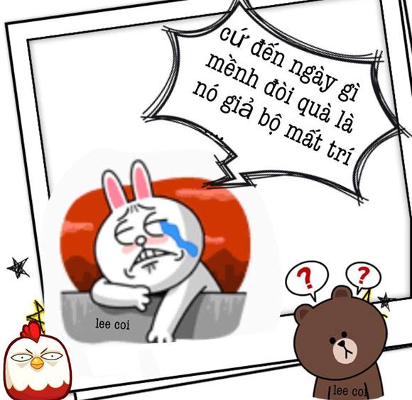 Chuyện Gấu Brown và thỏ Cony C6020c10