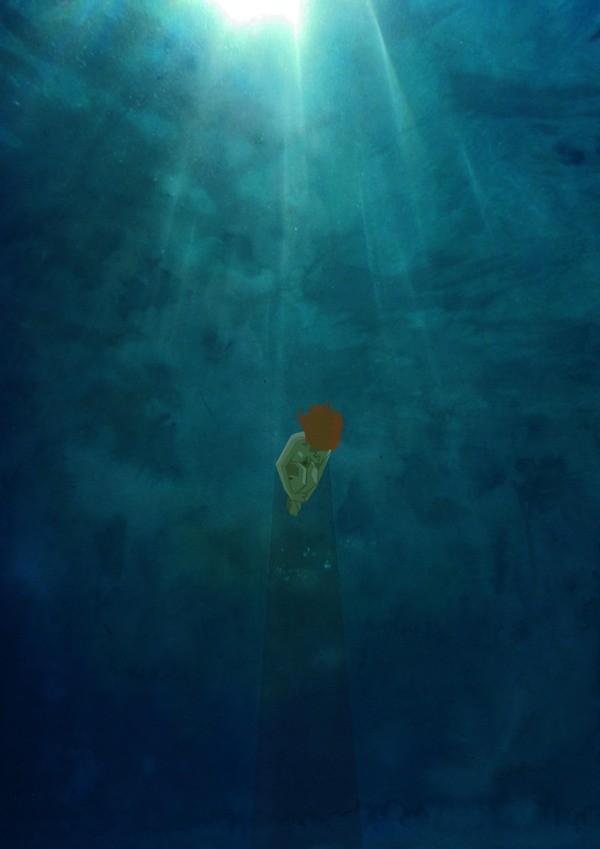 Khoảnh khắc cô đơn qua tranh vẽ  Di-tim14