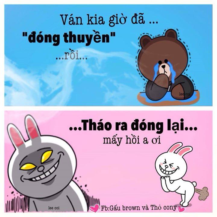 Chuyện Gấu Brown và thỏ Cony - Page 3 E23f5d10