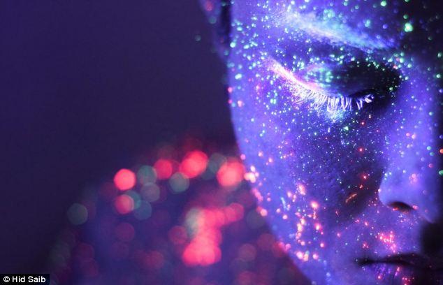 Những bức ảnh đẹp kỳ ảo dưới đèn cực tím Nhung_22