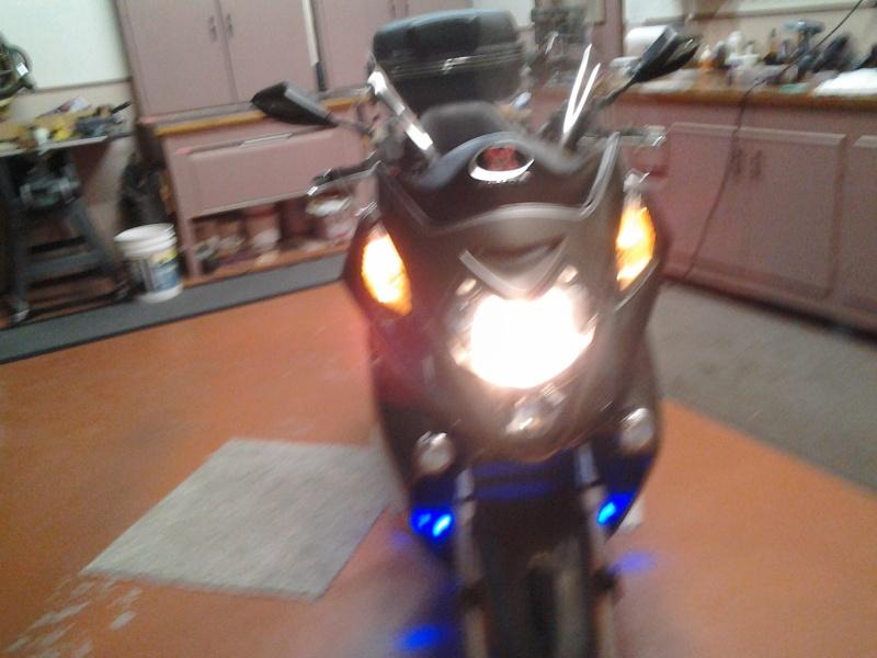 Wiring Bestem top box brake light 10281315
